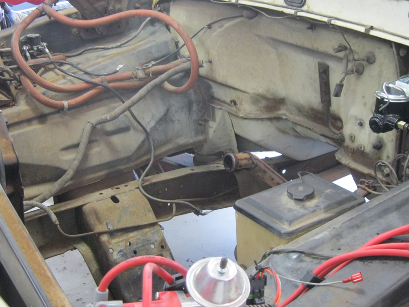 f100 ford 1972 compartment projects engine work posts project