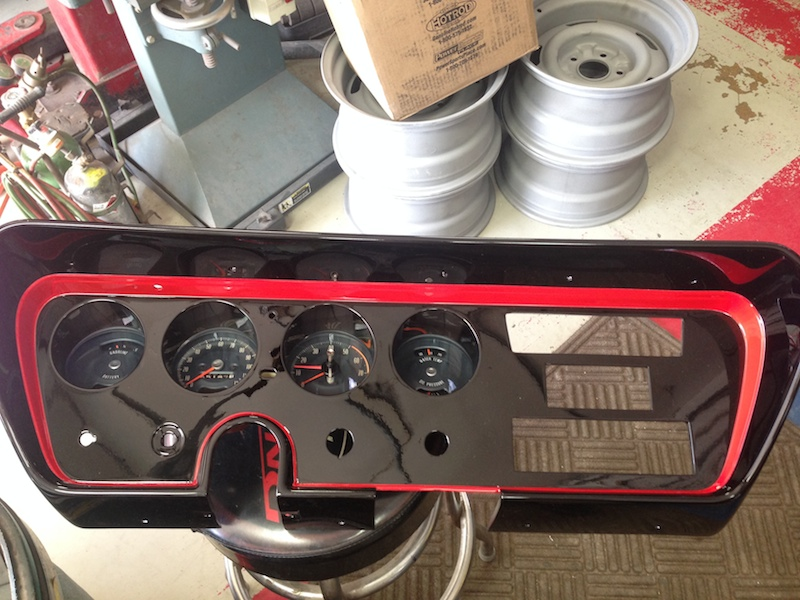 1966 Gto Instrument Cluster Wilson Auto Projects