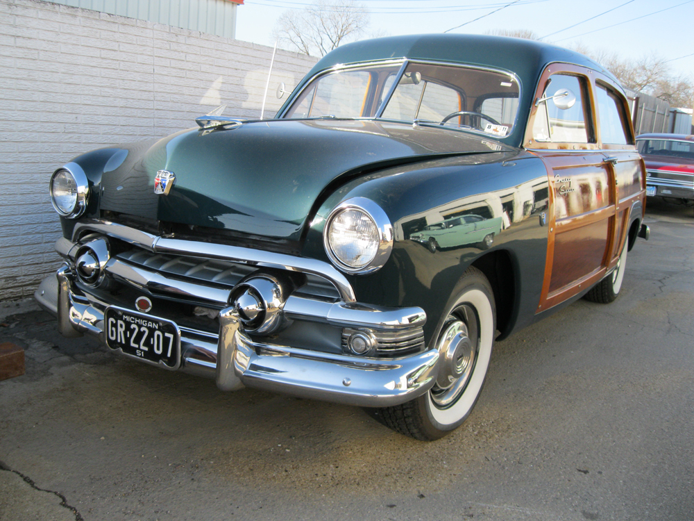 Best Classic 1950s Ford Restoration Photos from Wilson Auto Repair