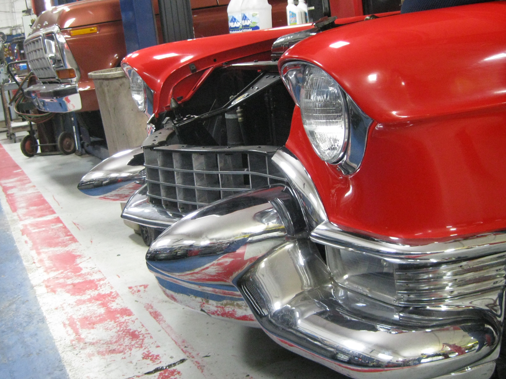 Best Classic Cadillac Restoration Photos from Wilson Auto ...