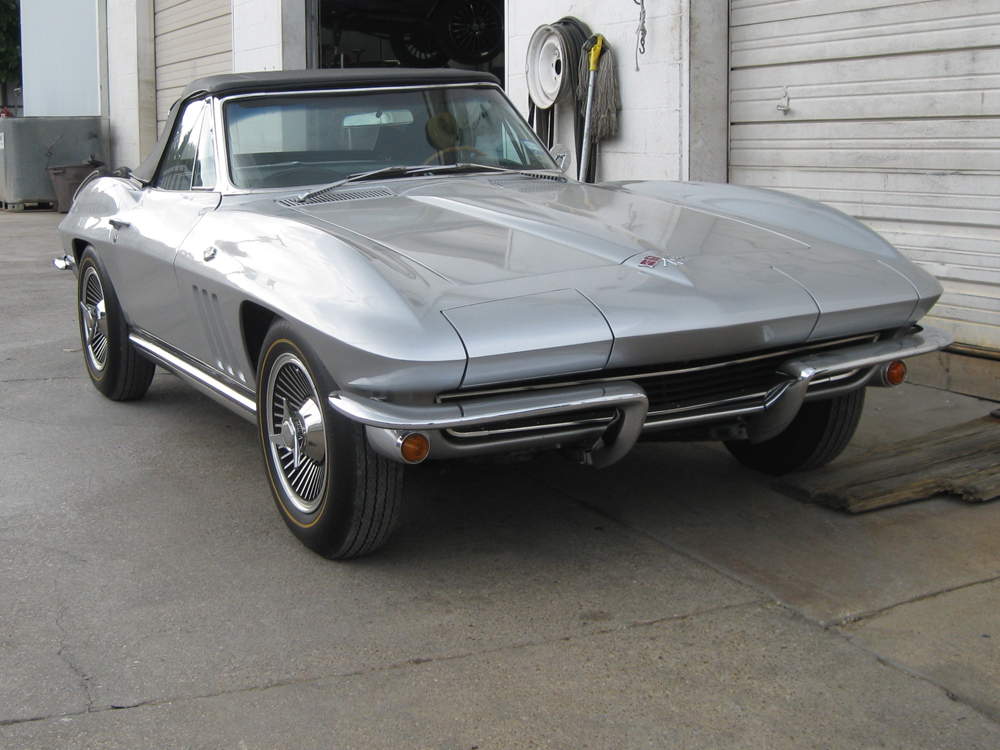 Best Classic Chevy Corvette Restoration Photos from Wilson Auto Repair