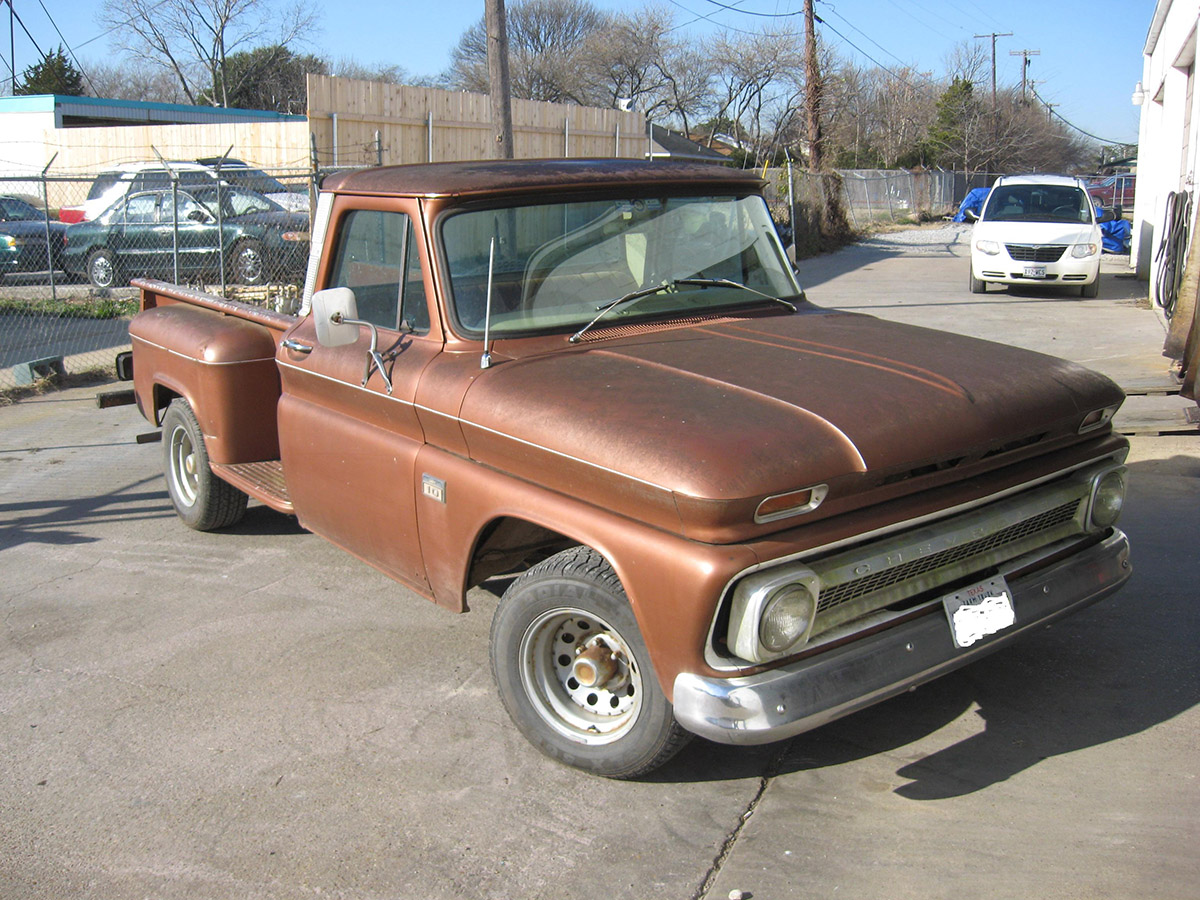 best classic chevy pickup restoration photos from wilson auto repair. Black Bedroom Furniture Sets. Home Design Ideas