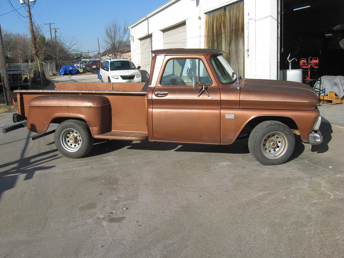 Best Classic Chevy Pickup Restoration Photos from Wilson Auto Repair