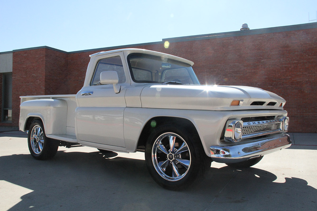Best Classic Chevy Pickup Restoration Photos from Wilson ...