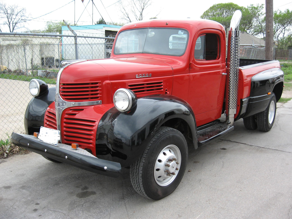 Best Classic Dodge Truck Restoration Photos from Wilson ...