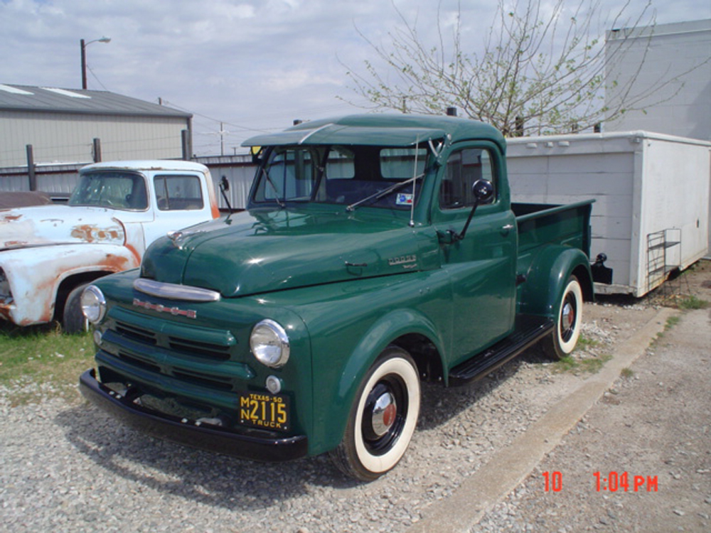 best classic dodge truck restoration photos from wilson auto repair. Black Bedroom Furniture Sets. Home Design Ideas