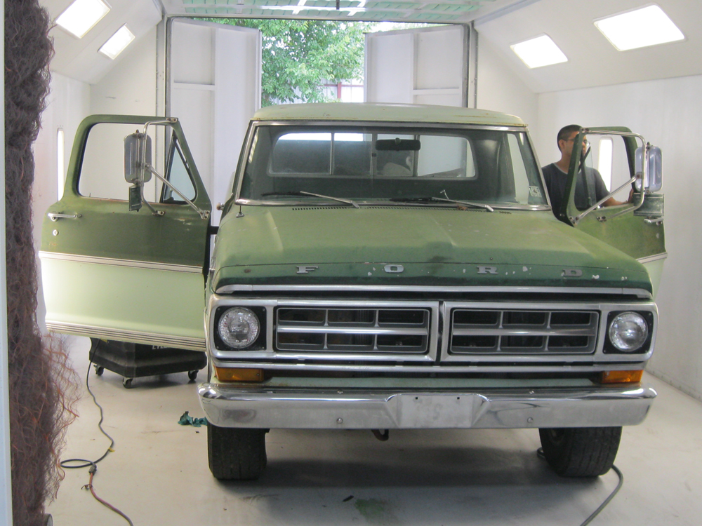 Best Classic Ford Pickup Restoration Photos from Wilson Auto Repair