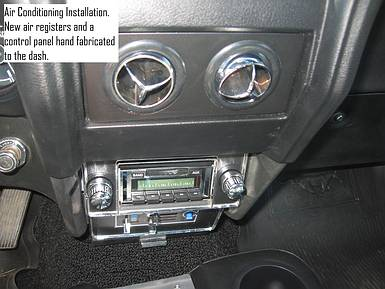Classic Mustang Air Conditioning Repair Wilson Auto Texas