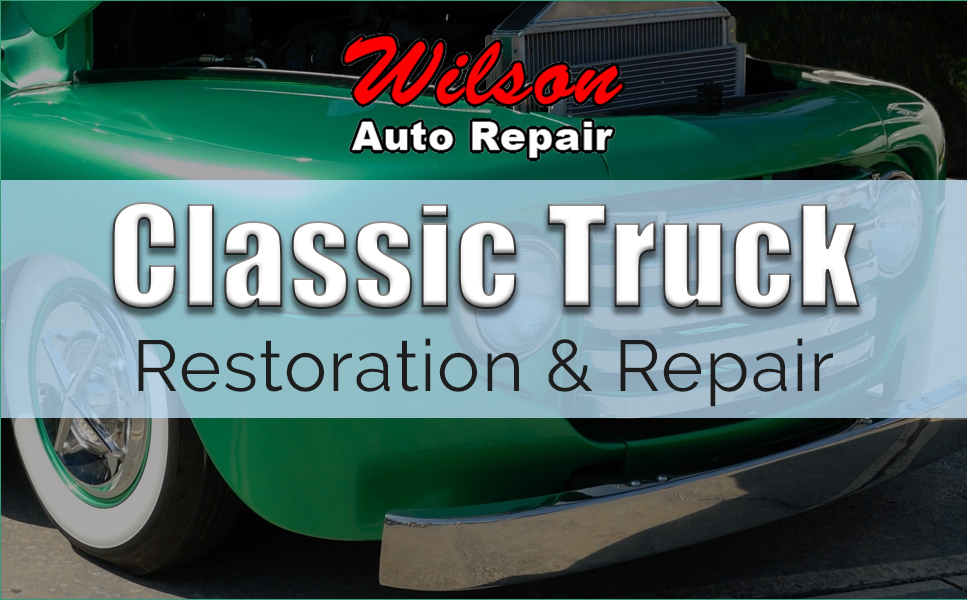 Classic Chevy Ford Dodge GMC Truck Restorations