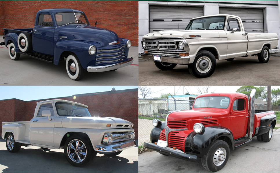 Classic Truck Restoration and Repair | Wilson Auto Repair | Garland, TX