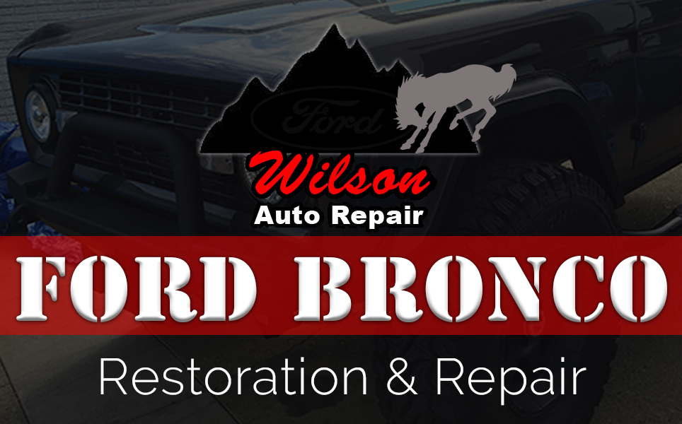 Ford Bronco Restorations