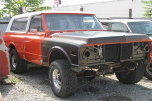 Chevy Blazer Photos