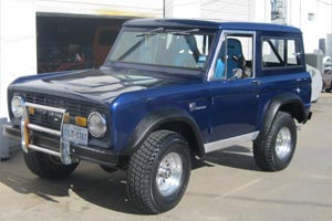 Ford Bronco Photos