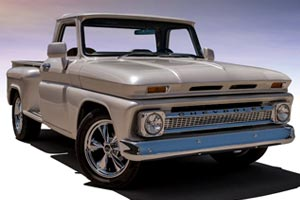 Chevy Pickup Truck Photos
