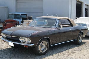 Chevy Corvair Photos