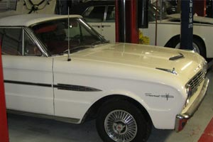 Ford Falcon Photos