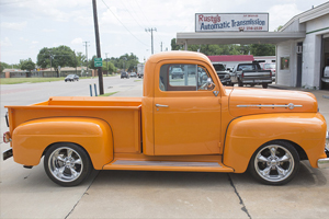 Ford Pickup Truck Photos