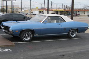 Ford Torino Photos