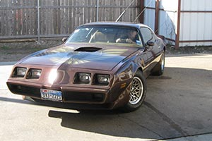 Pontiac Trans Am Photos