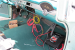 Information on electrical system repairs and upgrades for classic trucks and classic cars