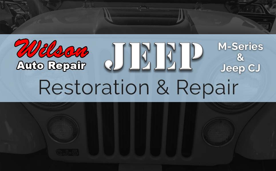 Jeep CJ Restorations