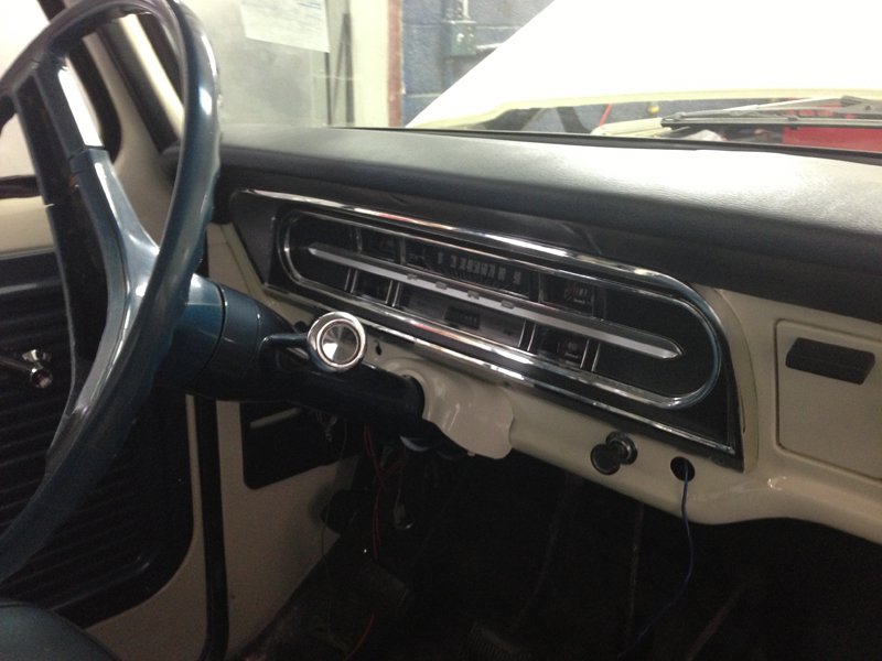 1972 Ford F100 Interior Restoration Wilson Auto Projects
