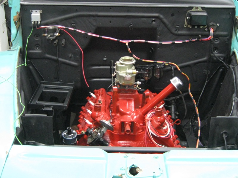 Ford Pickup Rebuilding The Engine