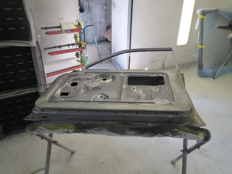 62 corvair wagon cleaning #6