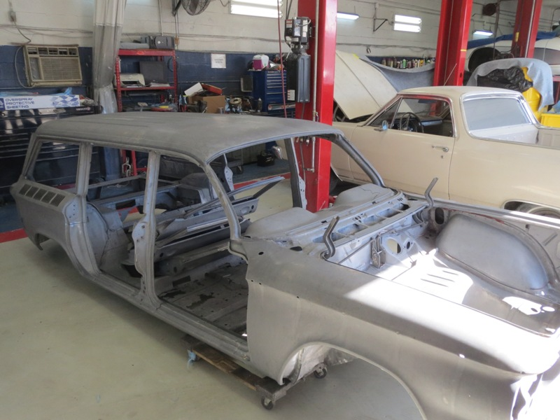 corvair body and parts #3