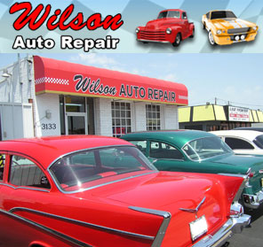 Wilson Auto Repair News Sign Up