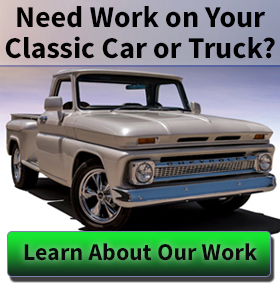 Wilson Auto Repair Classic Car and Truck Restoration Services