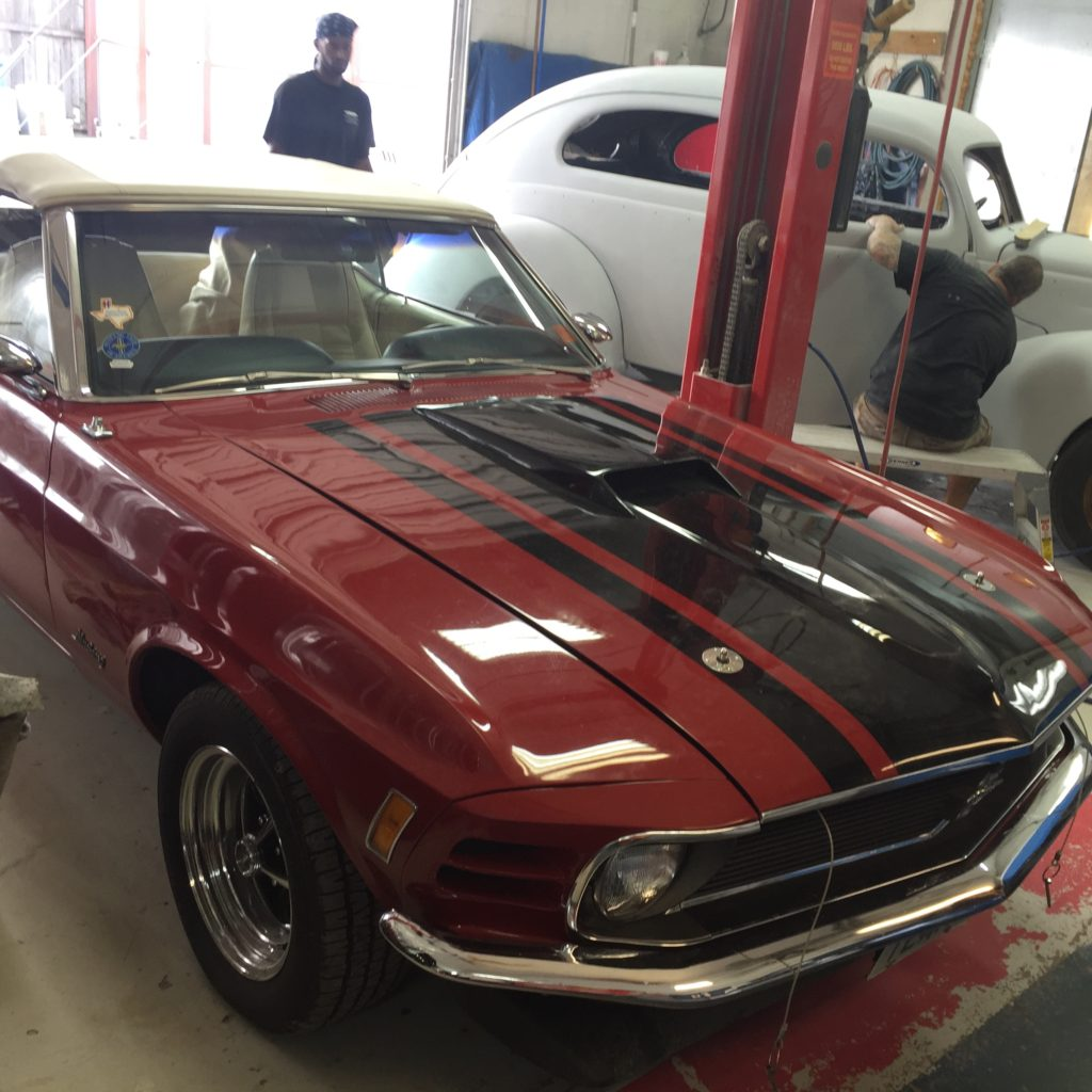 Wilson Cadillac: January Classic Car And Truck Projects At Wilson Auto Repair