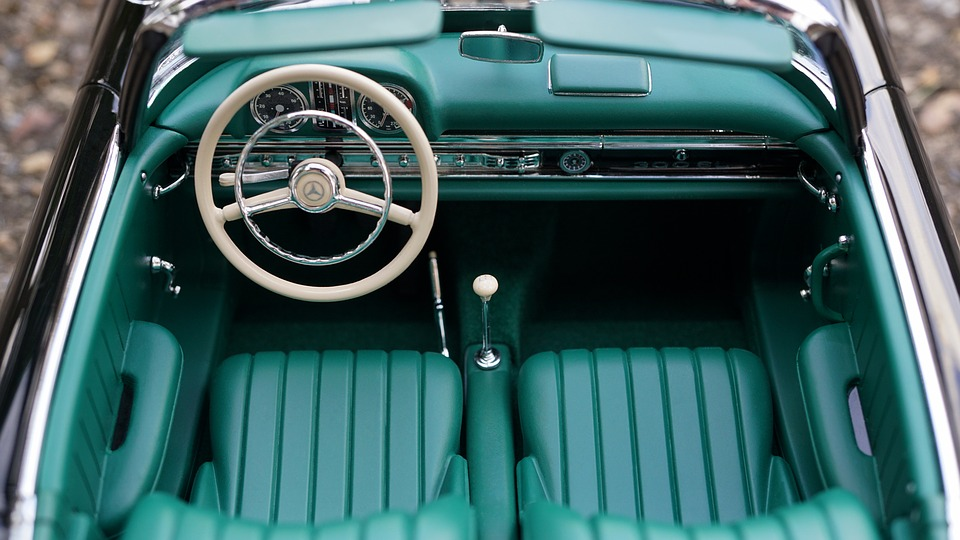 Best Classic Car Truck Muscle Car Interiors On Pinterest