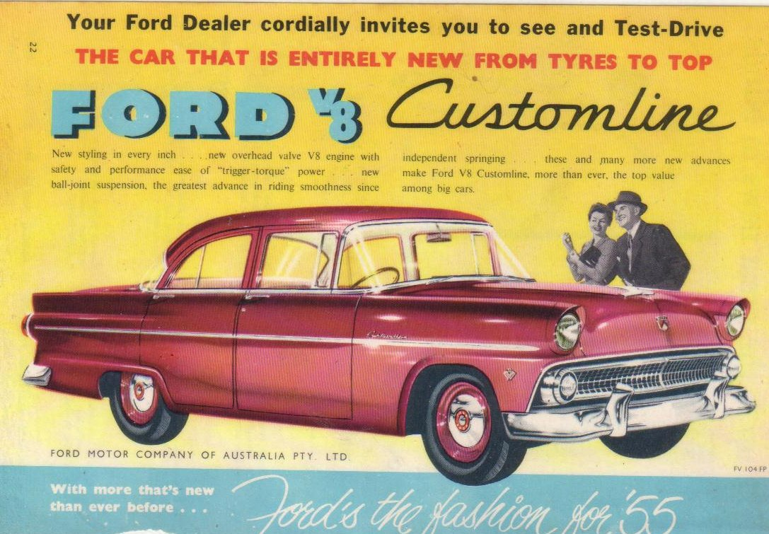 Vintage Car Ads: Ads Used to Sell Cars in the 1940s and